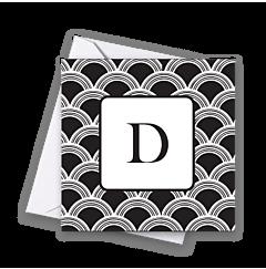 Art Deco D