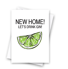 New Home Gin