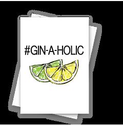 Gin-A-Holic