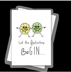 Festivities Be-Gin