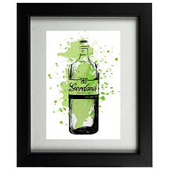 Gordon's Gin Frame