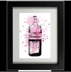 Gordon's Pink Gin Frame