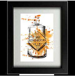 Hendrick's Gin Frame