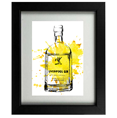 Liverpool Gin Frame