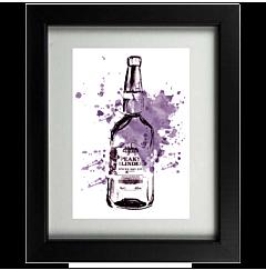 Peaky Blinder Gin Frame