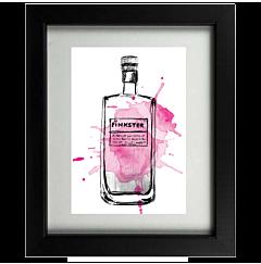 Pinkster Gin Frame