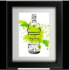 Tanqueray Gin Frame