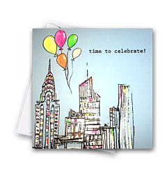 Pop - City Balloons